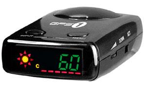 detecteur de vitesse pour voiture
