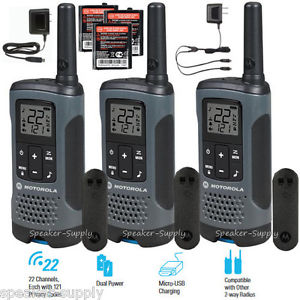 3 talkie walkie