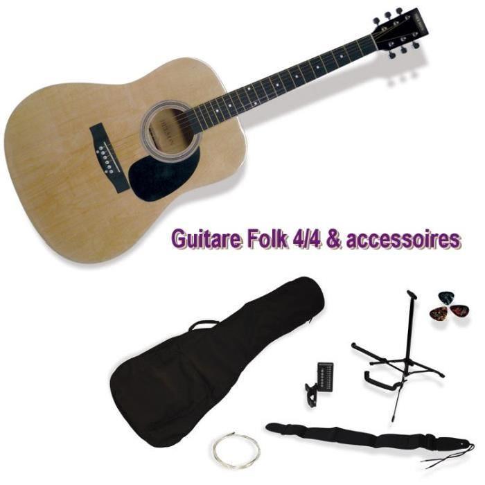 accessoires guitare folk