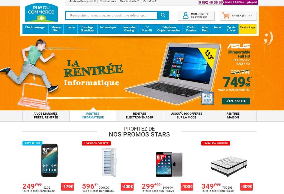 achat en ligne meilleur site