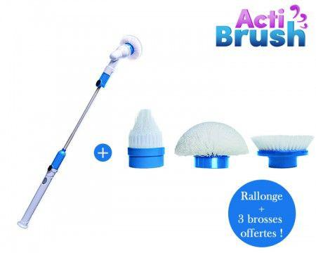 actibrush menage