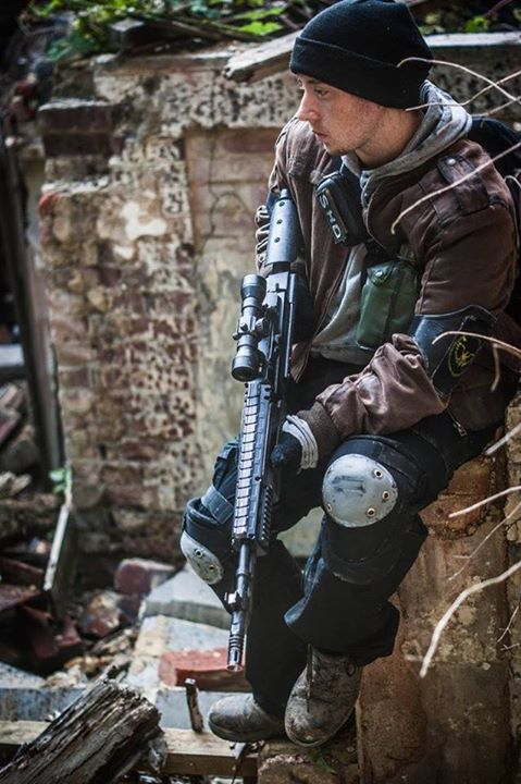 airsoft cosplay