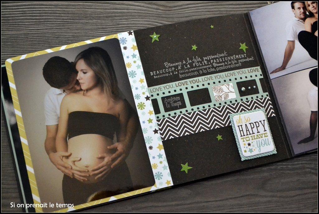 album grossesse et naissance