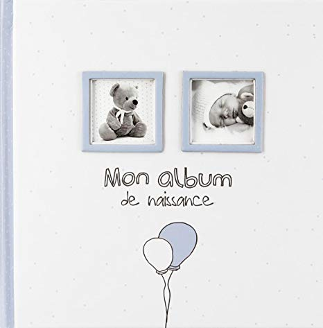 album photo naissance garçon