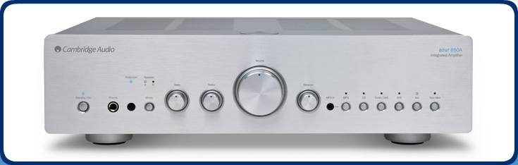ampli cambridge audio