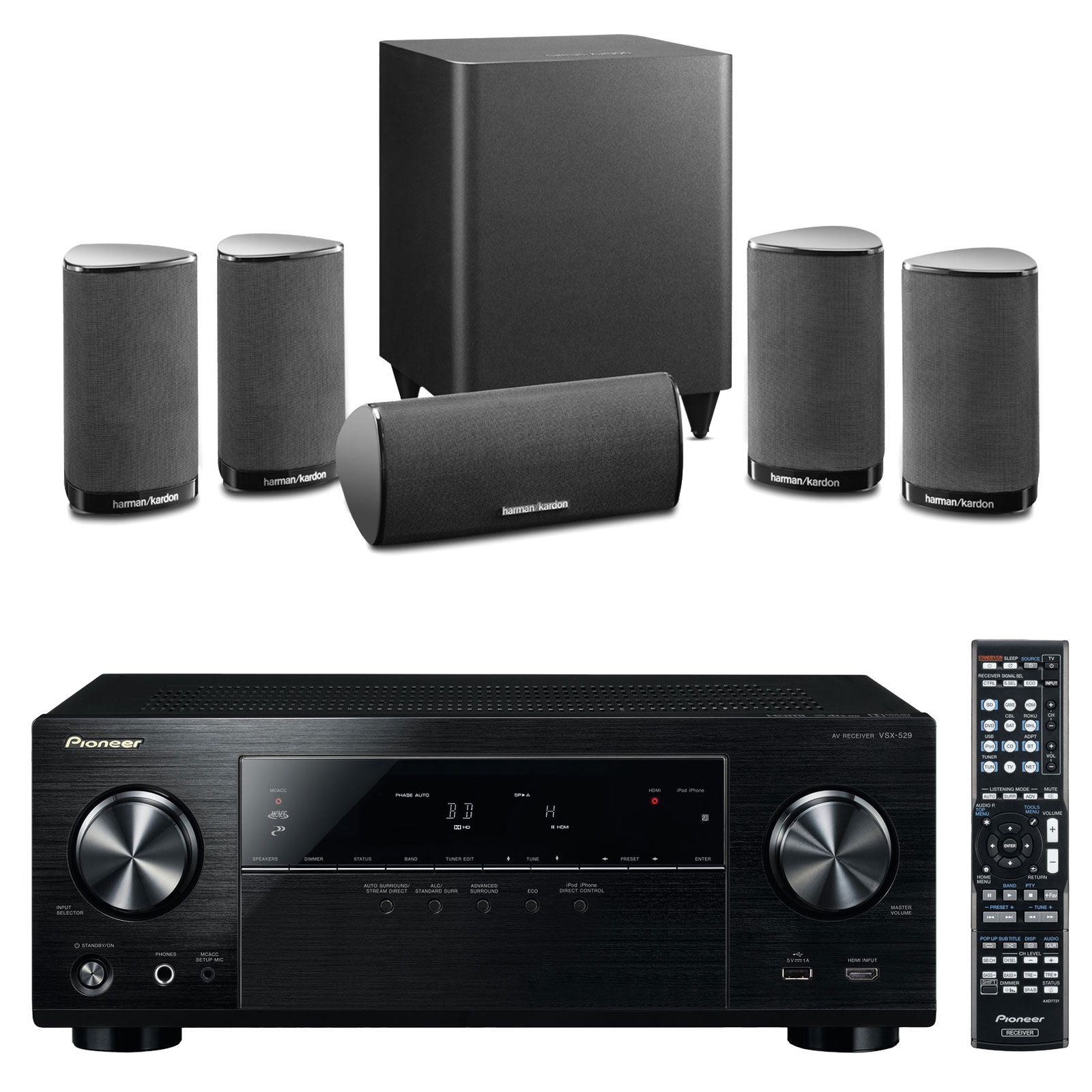 ampli home cinema sans fil