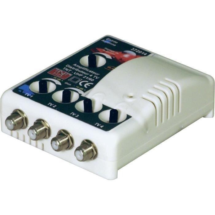 amplificateur tnt 4 sorties