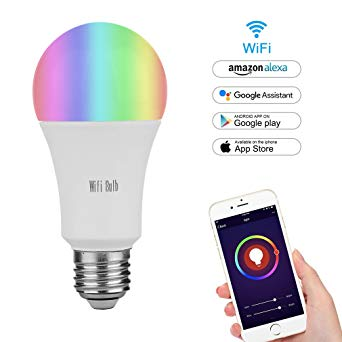 ampoule led connectée