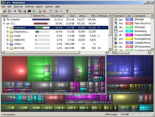 analyse disque dur