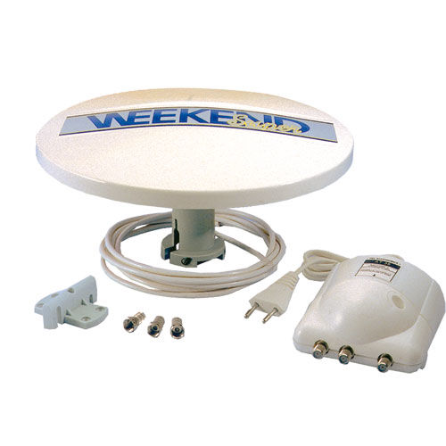 antenne tv camping