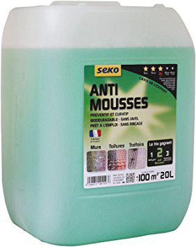 anti mousse le plus efficace