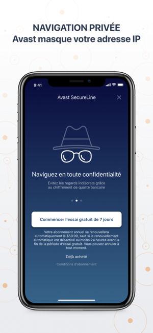 antivirus gratuit pour ipad