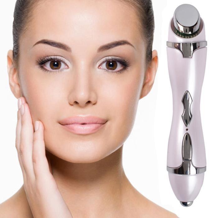 appareil massage visage anti rides