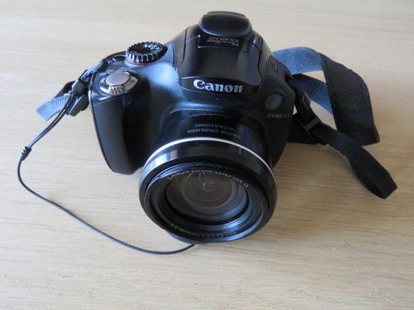 appareil photo bridge occasion