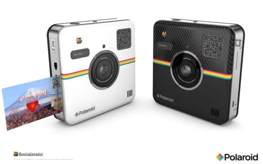 appareil photo numérique instantané