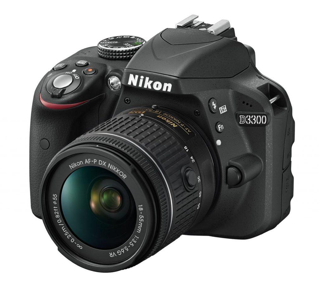 appareil photo pour débutant