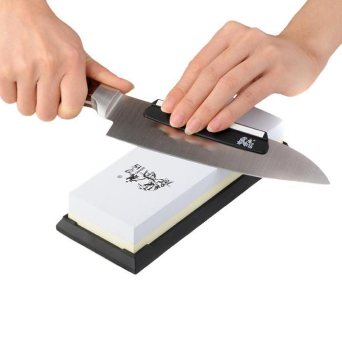 appareil pour aiguiser les couteaux