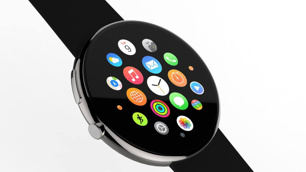 apple watch ronde