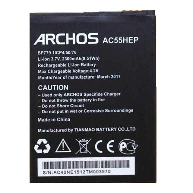 archos 55 helium plus batterie