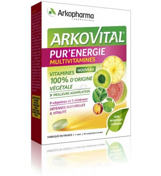 arkovital pur energie