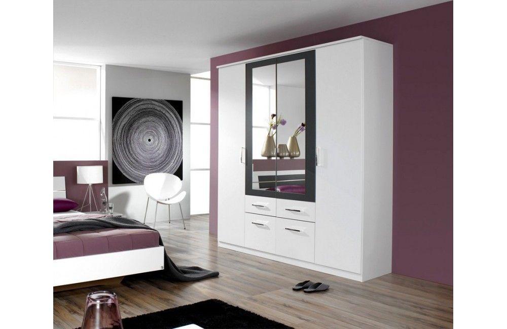 armoire chambre adulte pas cher