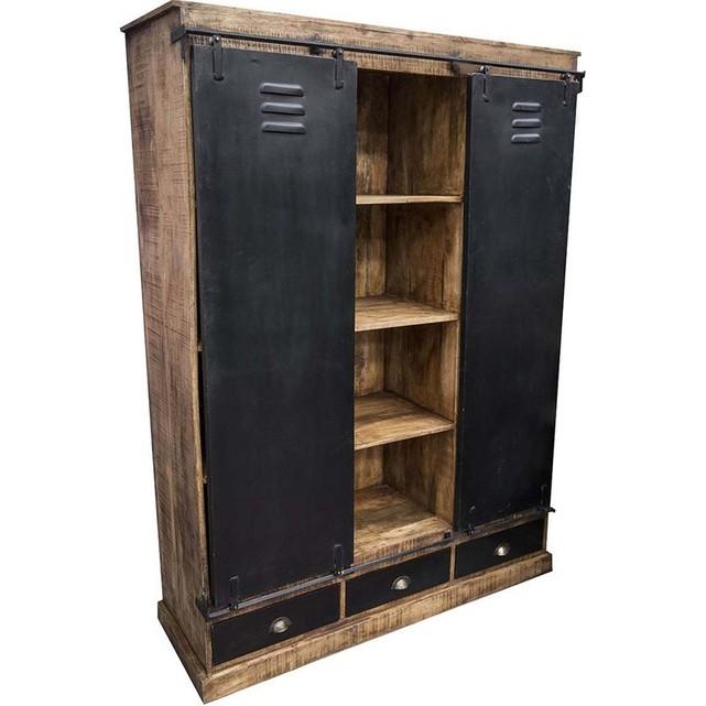 armoire industrielle