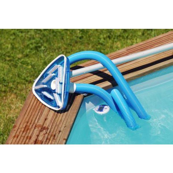 aspirateur de fond pour piscine hors sol