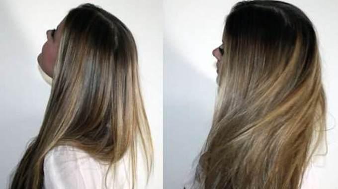 astuce cheveux long