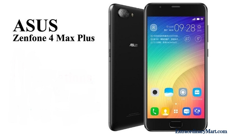 asus zenfone 4 max plus test