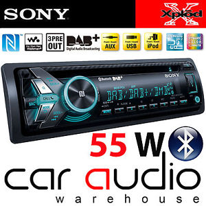 autoradio bluetooth sony