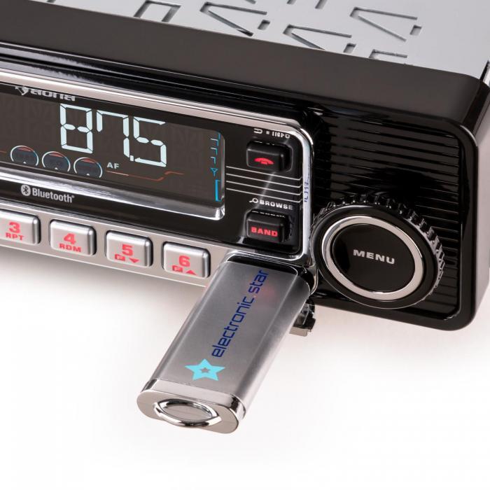 autoradio bluetooth usb cd