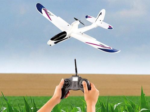 avion télécommandé