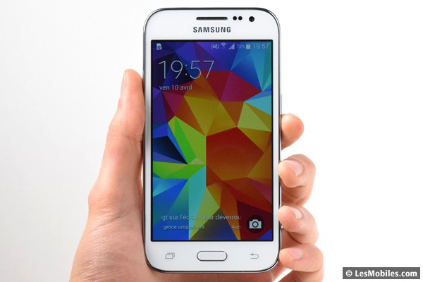 avis samsung galaxy core plus