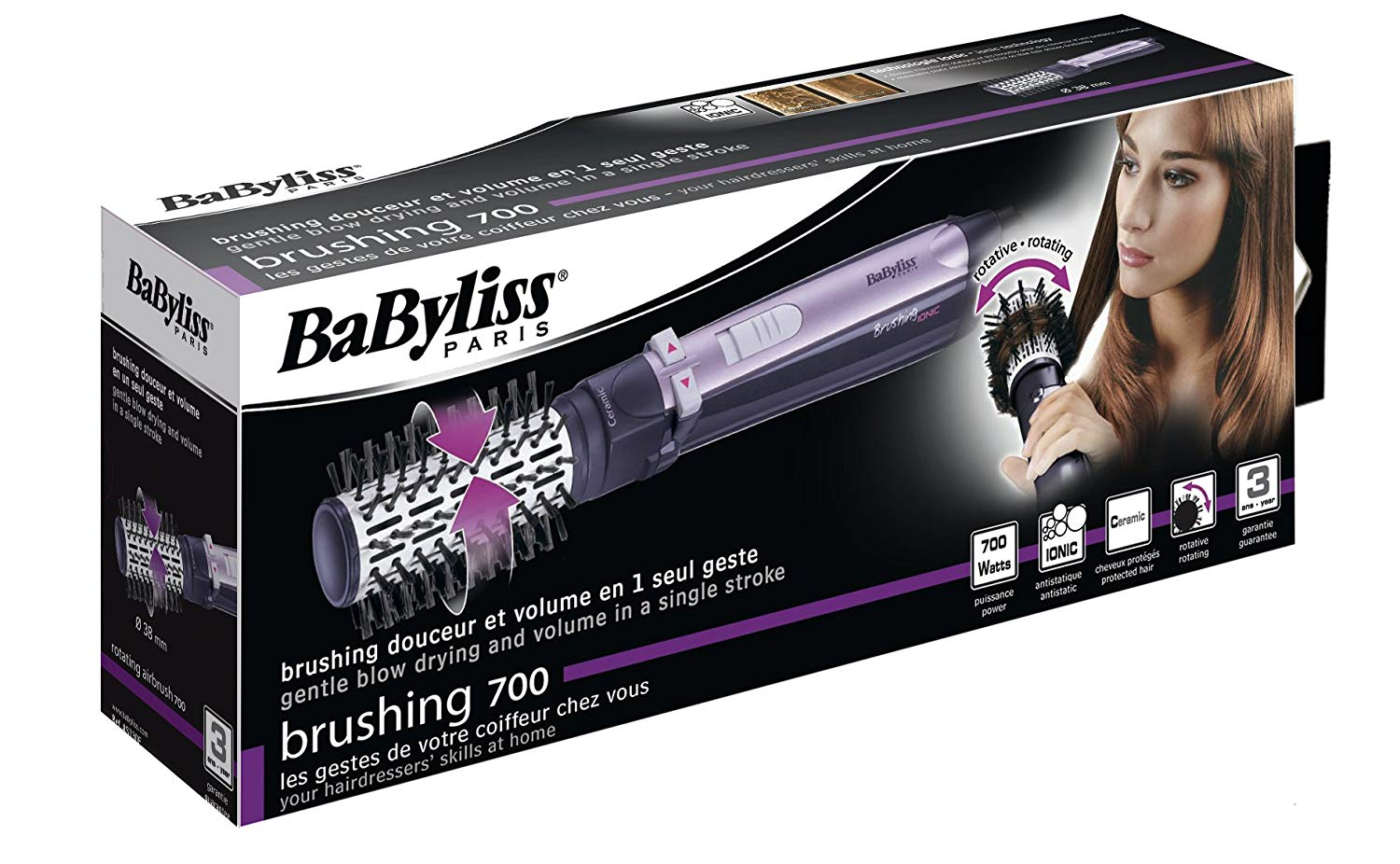 babyliss brushing 700