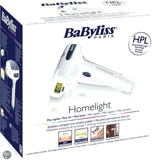 babyliss home light