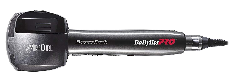 babyliss pro fer à boucler miracurl steamtech bab2665se vapeur