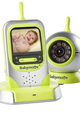 babyphone babymoov visio care