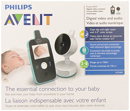 babyphone video philips