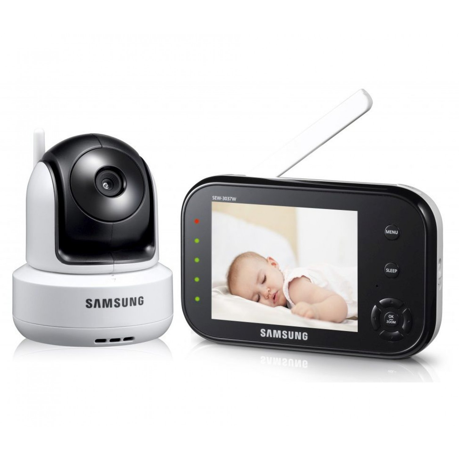 babyphone video samsung