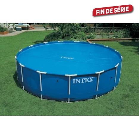 bache de protection piscine intex