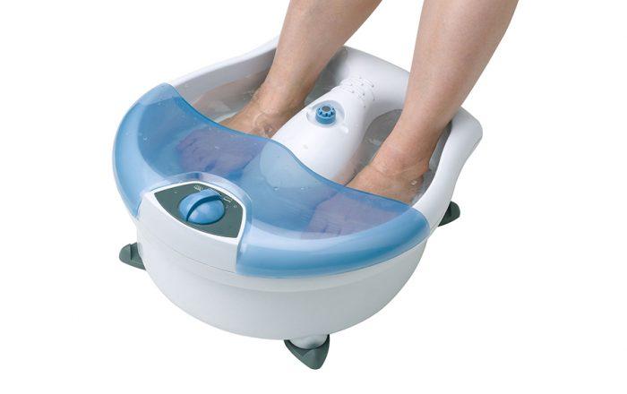 bain de pied