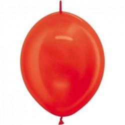 ballon double attache