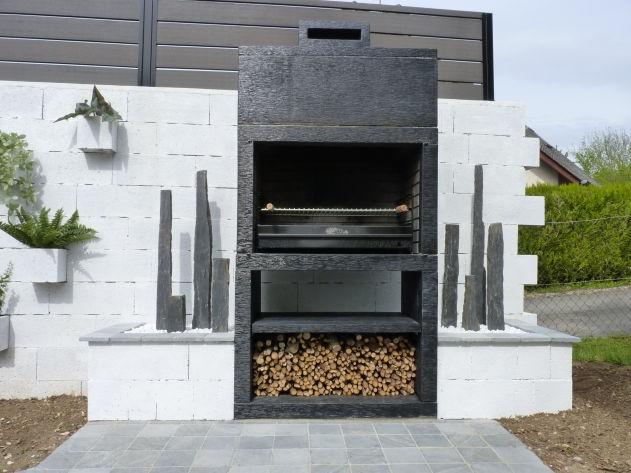 barbecue contemporain