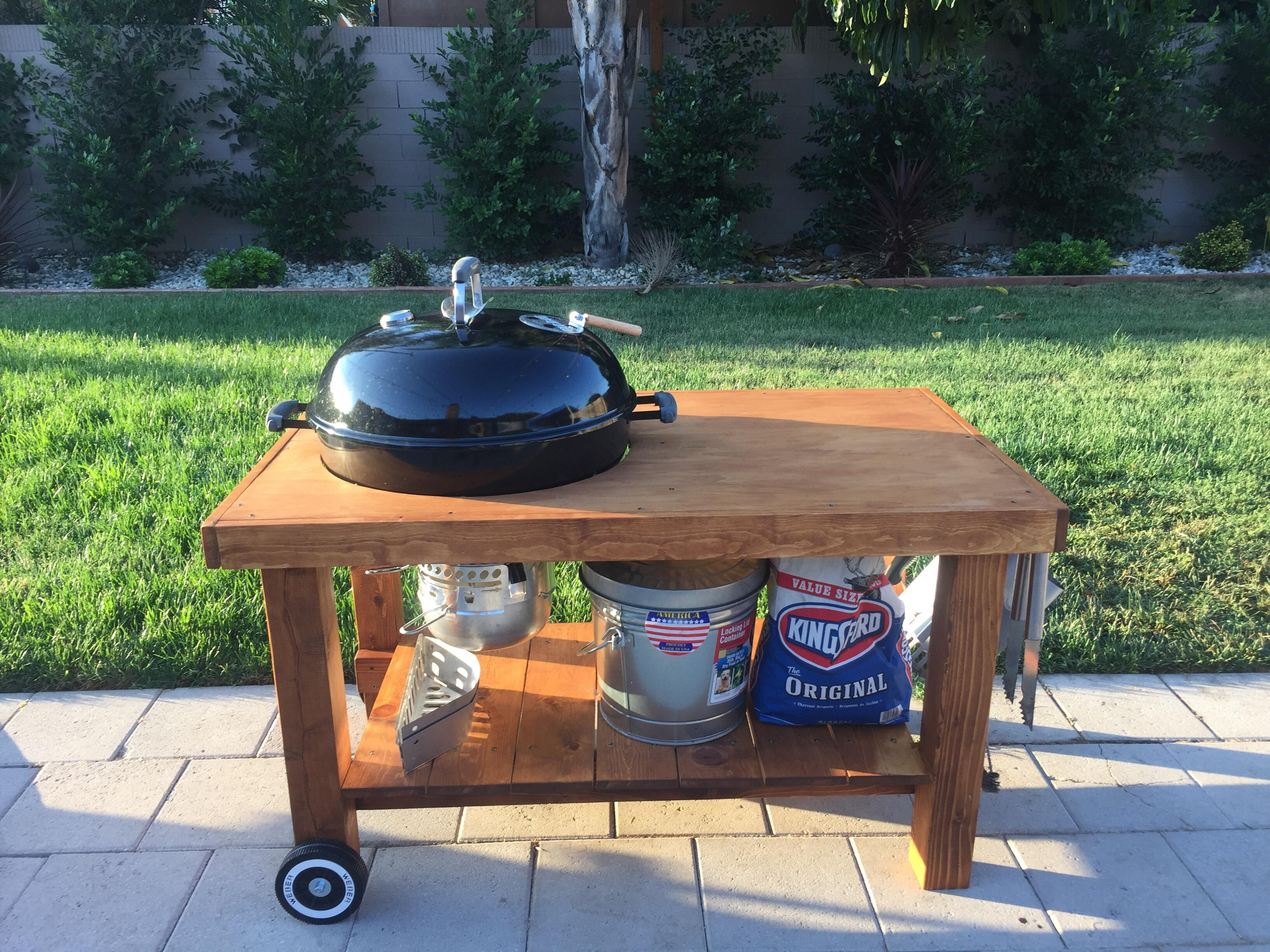 barbecue de table weber