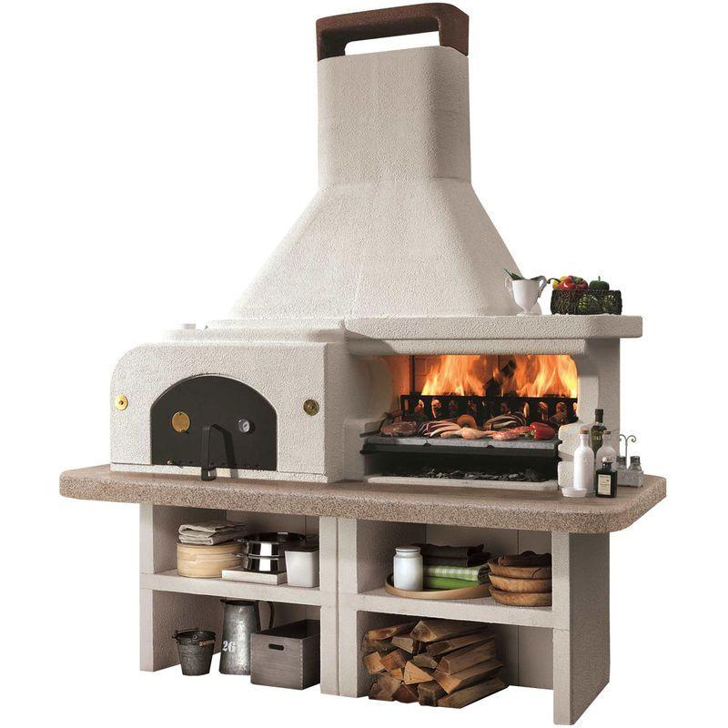 barbecue pierre four pizza