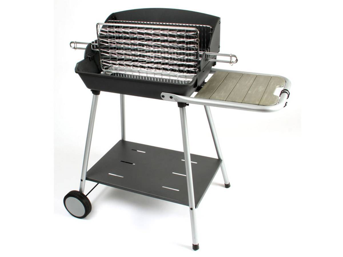 barbecue vertical weber