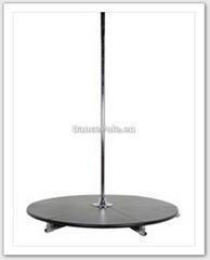 barre de pole dance sans fixation plafond