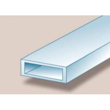 barre en aluminium rectangulaire