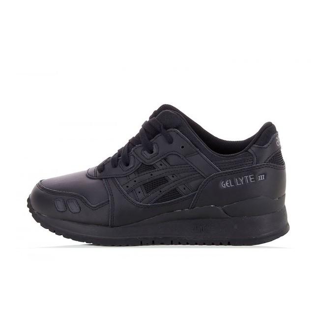 basket asics noir