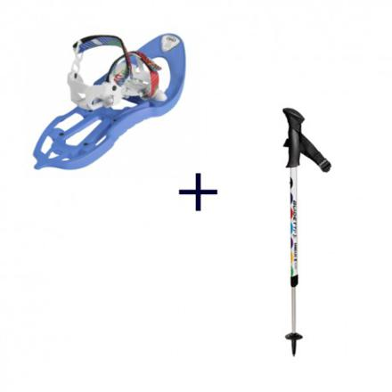 baton de raquette à neige